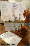 The Picture House Helensburgh Menus